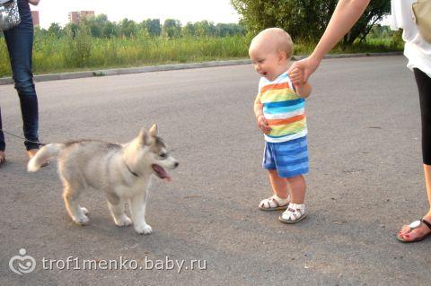 ребенок в год и 5: