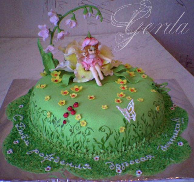 Торт инжирный фото 12