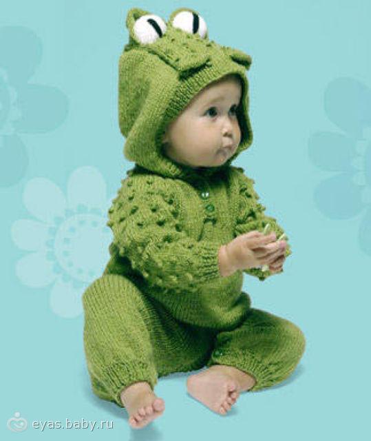 Вязание для Вязание для малышей, новорожденных, модели и схемы