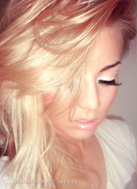 Фото девушек на аву блондинок красивых