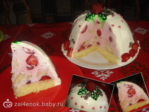Девочки мой торт к маленькому
