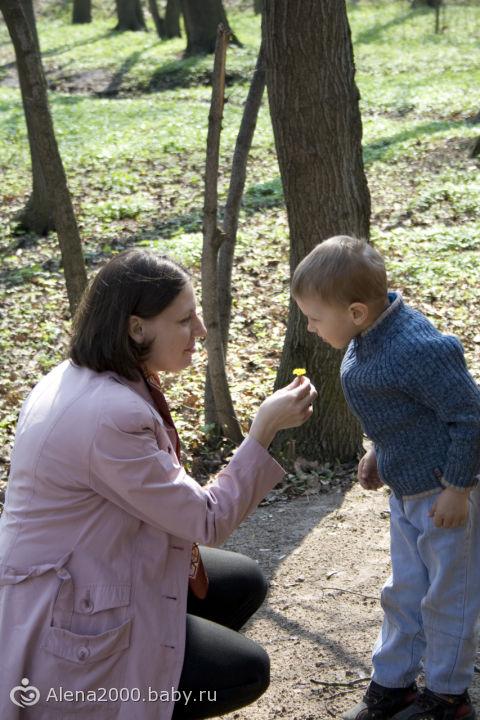 Я любопытен был с пелёнок – О том мне фото говорит: