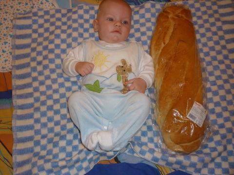 вот так булочка))))